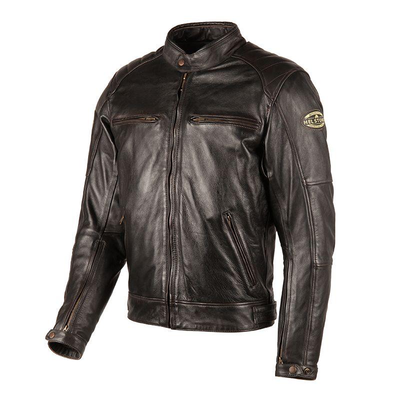 Blouson Blouson et TRACK cuir veste Helstons OLDIES XIwIrgP1q