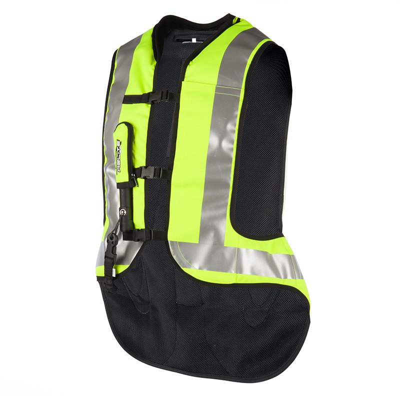 gilet airbag helite turtle hi vis blouson et veste. Black Bedroom Furniture Sets. Home Design Ideas
