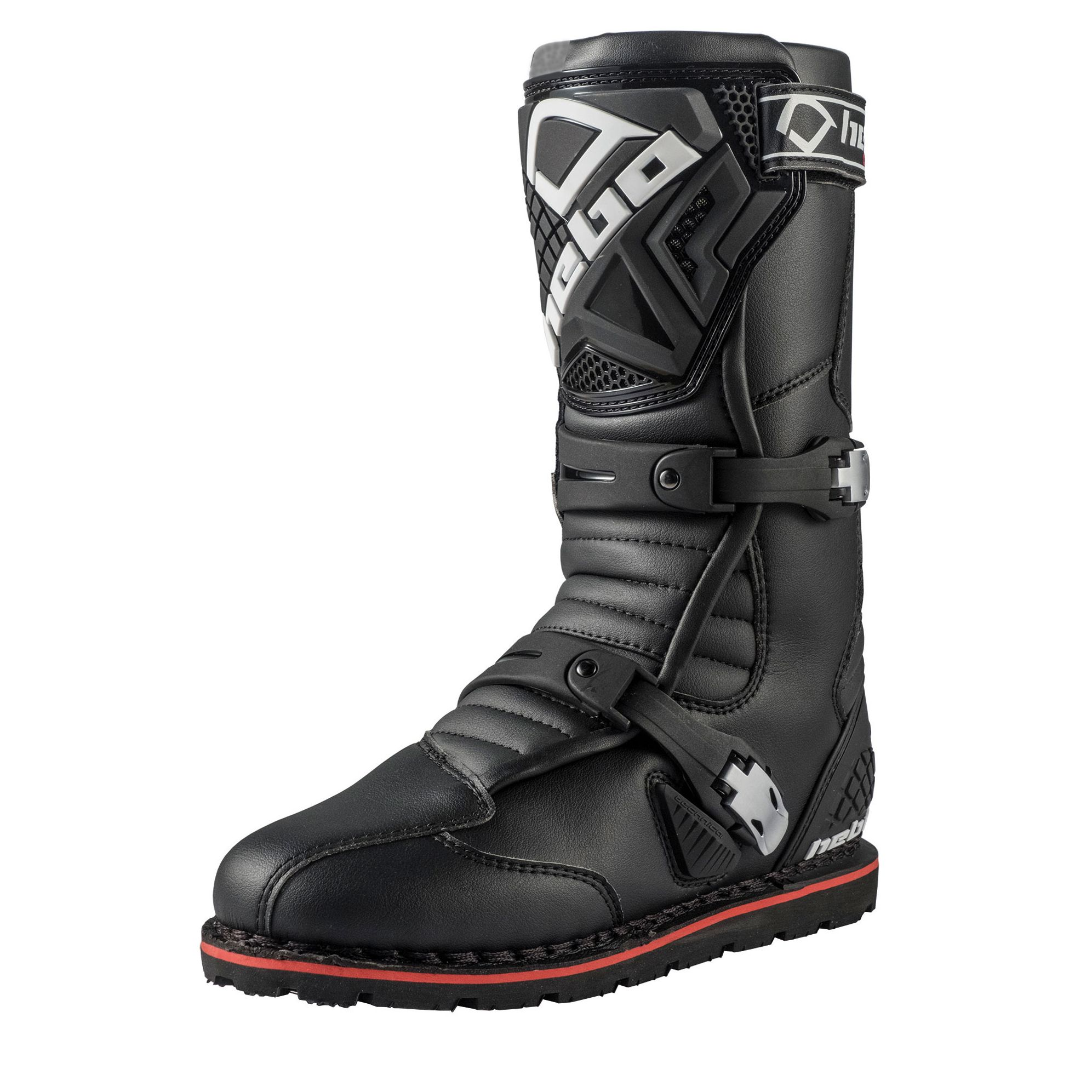 Bottes cross Hebo TECHNICAL 2.0 LEATHER BLACK 2020
