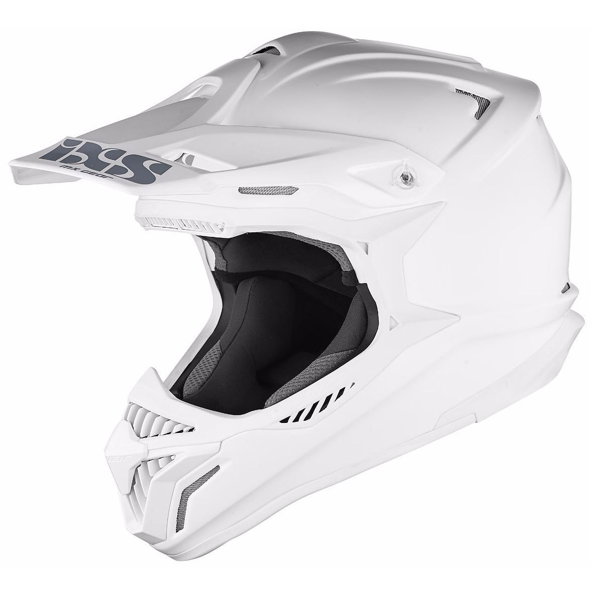 Casque Cross Ixs Hx179 - Blanc