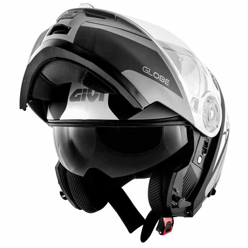 Casque Givi X.21 - CHALLENGER - GRAPHIC GLOBE MATT