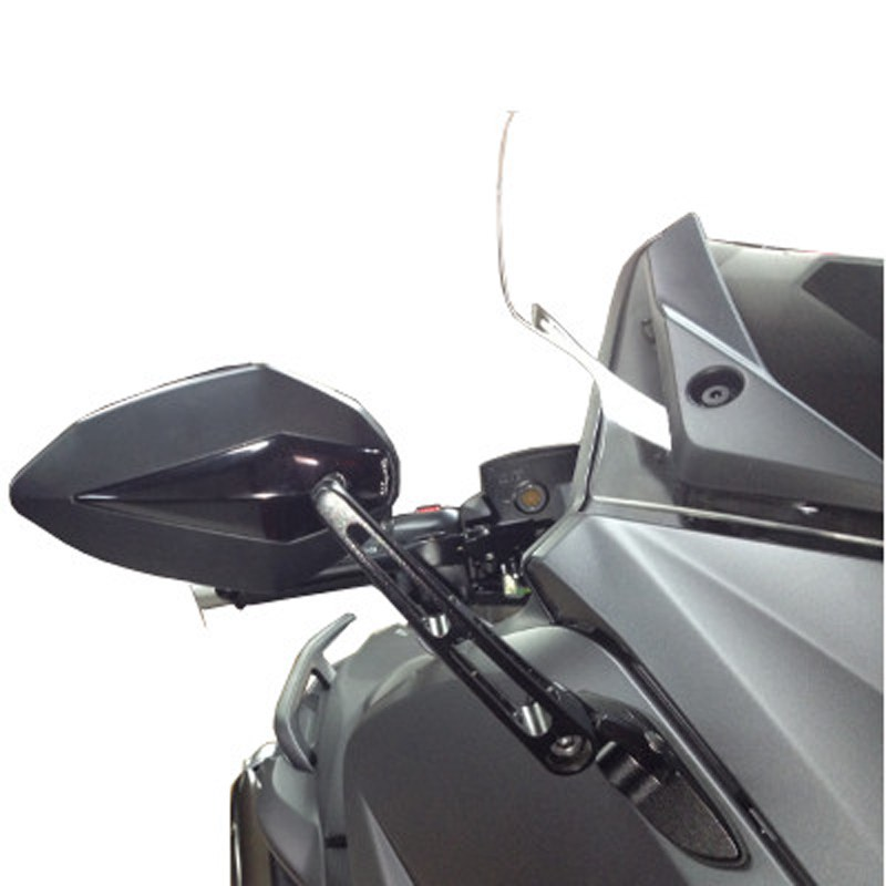 r troviseur chaft yamaha t max 530 accessoires scooter. Black Bedroom Furniture Sets. Home Design Ideas
