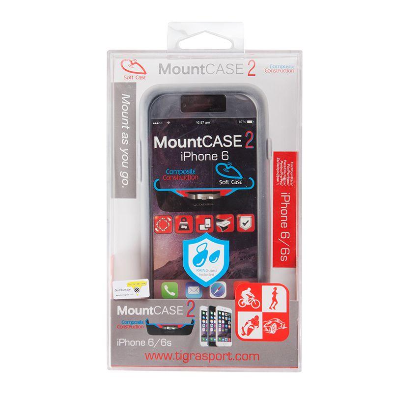Coque De Protection Tigra Sport Mountcase 2 I-phone 6/6s