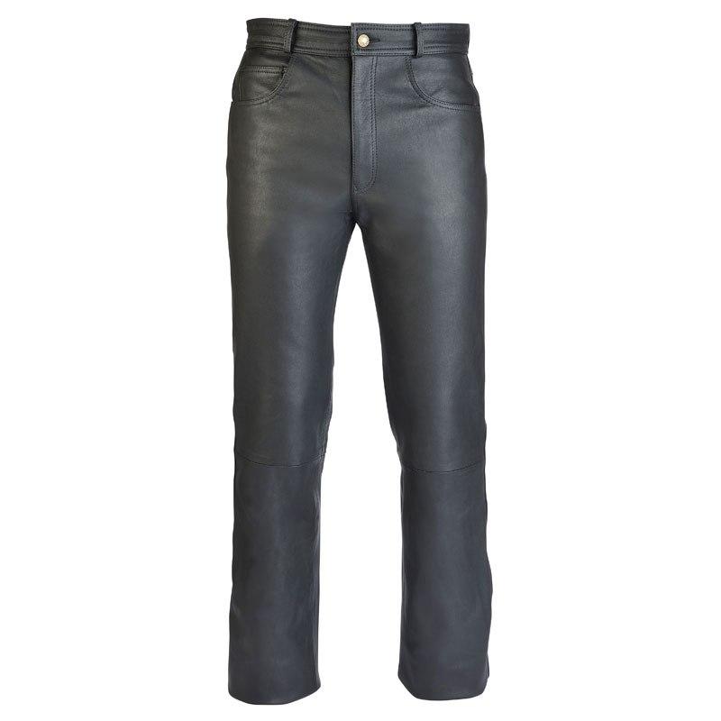 Pantalon Motomod Jeans Cuir