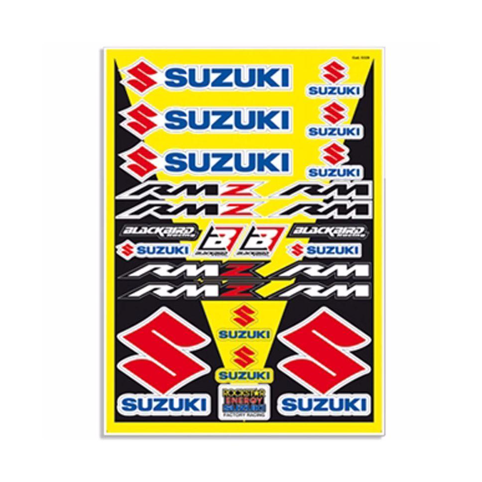Stickers Blackbird Suzuki