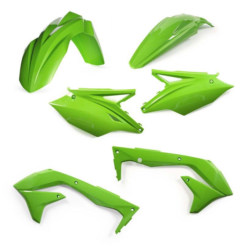 Kit plastiques Acerbis Vert