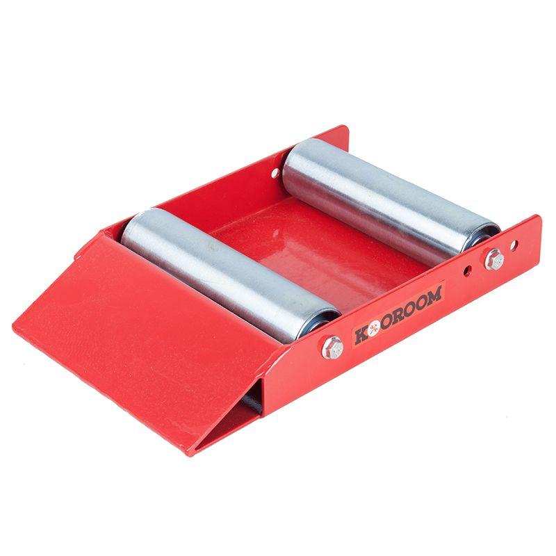 Support KOOROOM Socle à rouleaux pour entretien chaine