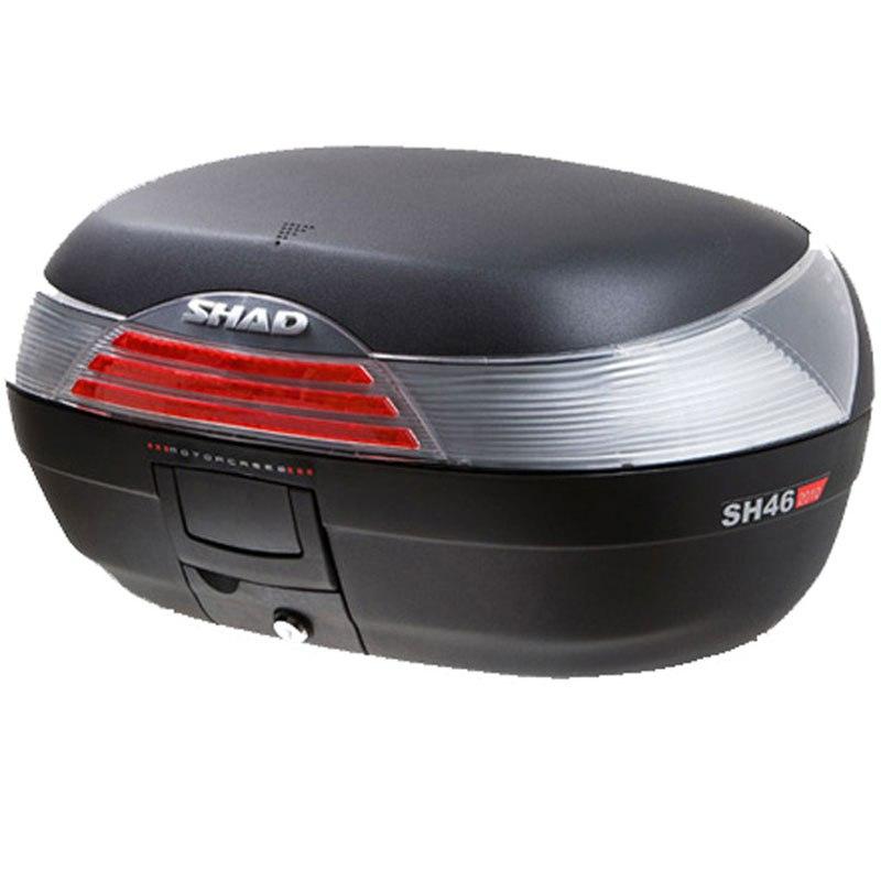 top case shad sh 46 noir bagagerie moto. Black Bedroom Furniture Sets. Home Design Ideas