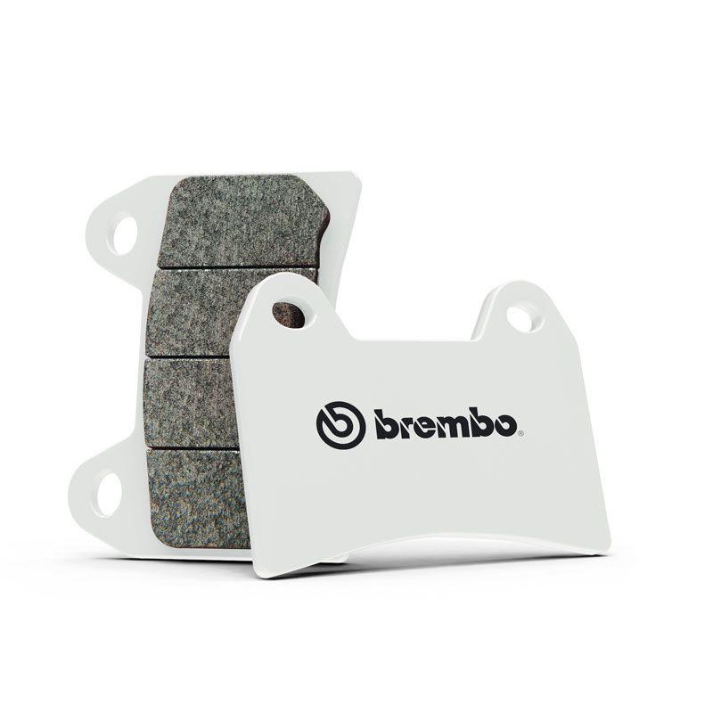plaquettes de freins brembo la sinter m tal fritt avant. Black Bedroom Furniture Sets. Home Design Ideas