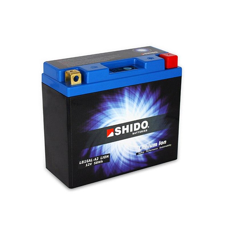 Batterie Shido Lb16al-a2 Lithium Ion Type Lithium Ion