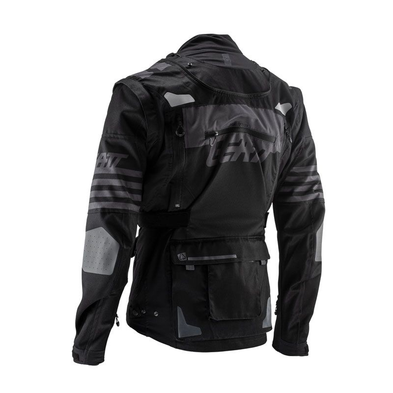 Veste enduro Leatt GPX 5.5 ENDURO - BLACK 2020