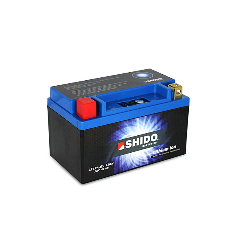 Batterie Shido Lt12a-bs Lithium Ion Type Lithium Ion