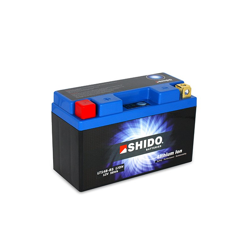 Batterie Shido Lt14b-bs Lithium Ion Type Lithium Ion