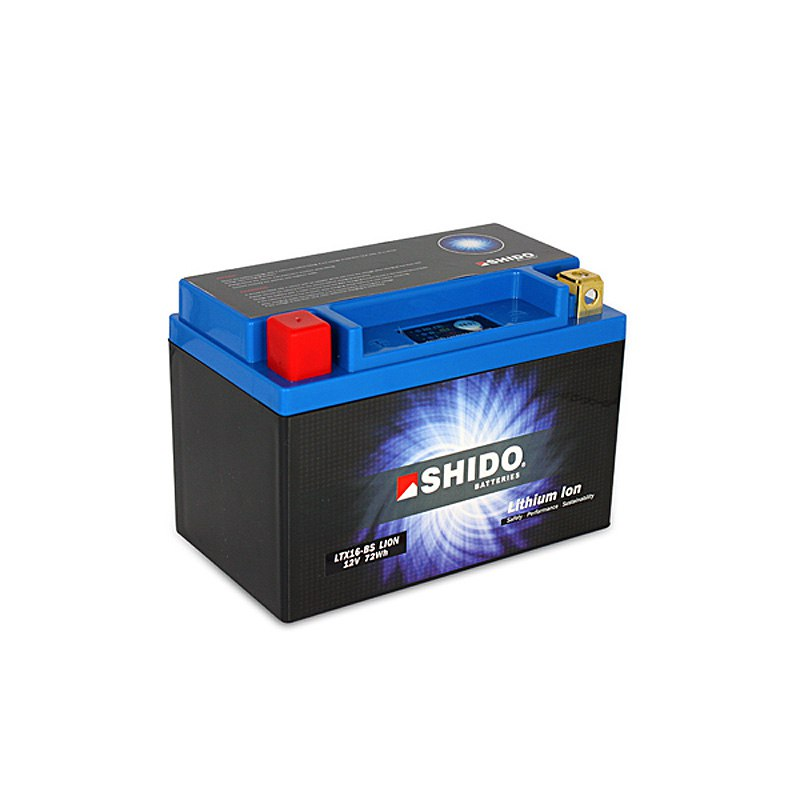 Batterie Shido Ltx16-bs Lithium Ion Type Lithium Ion