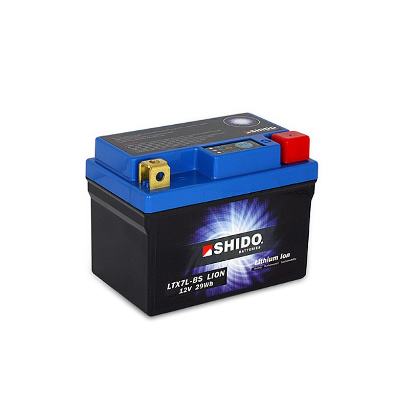 Batterie Shido Ltx7l-bs Lithium Ion Type Lithium Ion