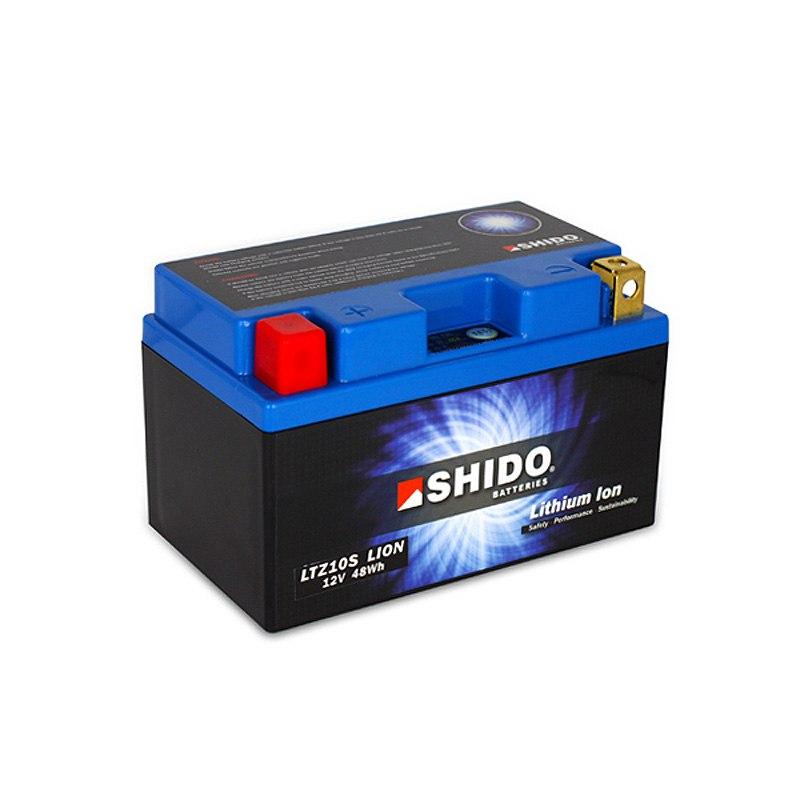 Batterie Shido Ltz10s Lithium Ion Type Lithium Ion