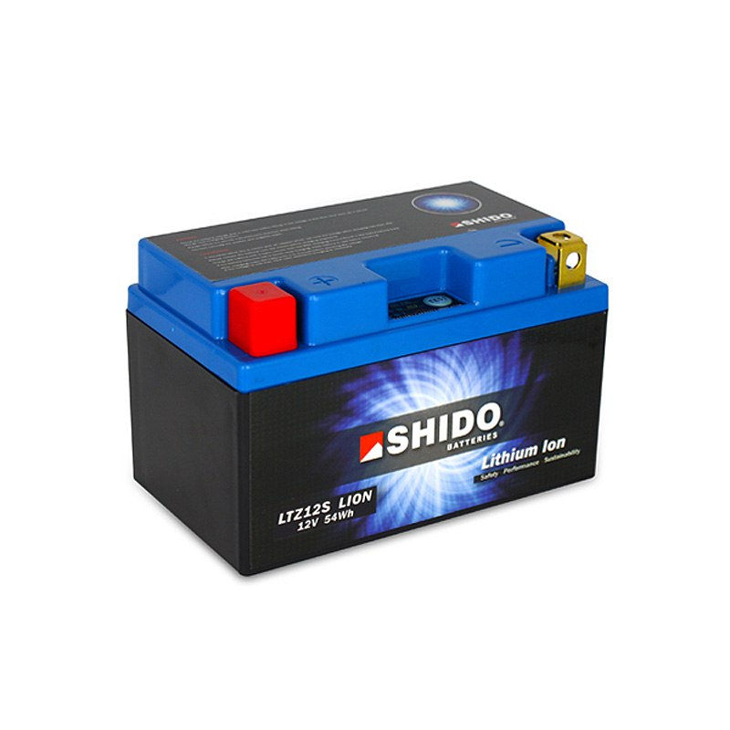 Batterie Shido Ltz12s Lithium Ion Type Lithium Ion