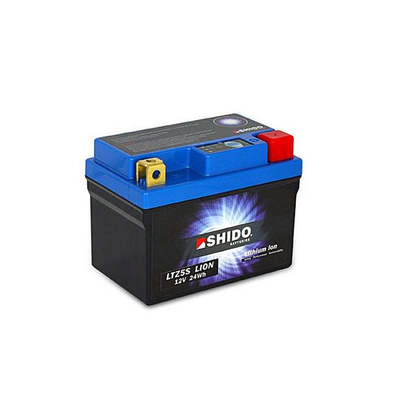 Batterie Shido Ltz5s Lithium Ion Type Lithium Ion