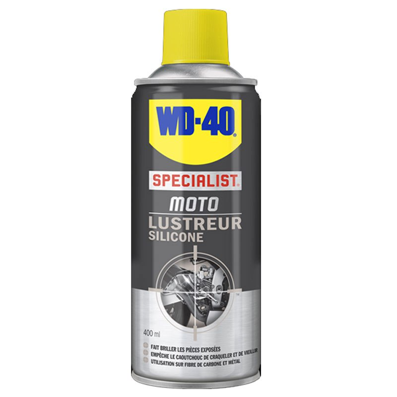Spray WD 40 LUSTREUR SILICONE 400 ML