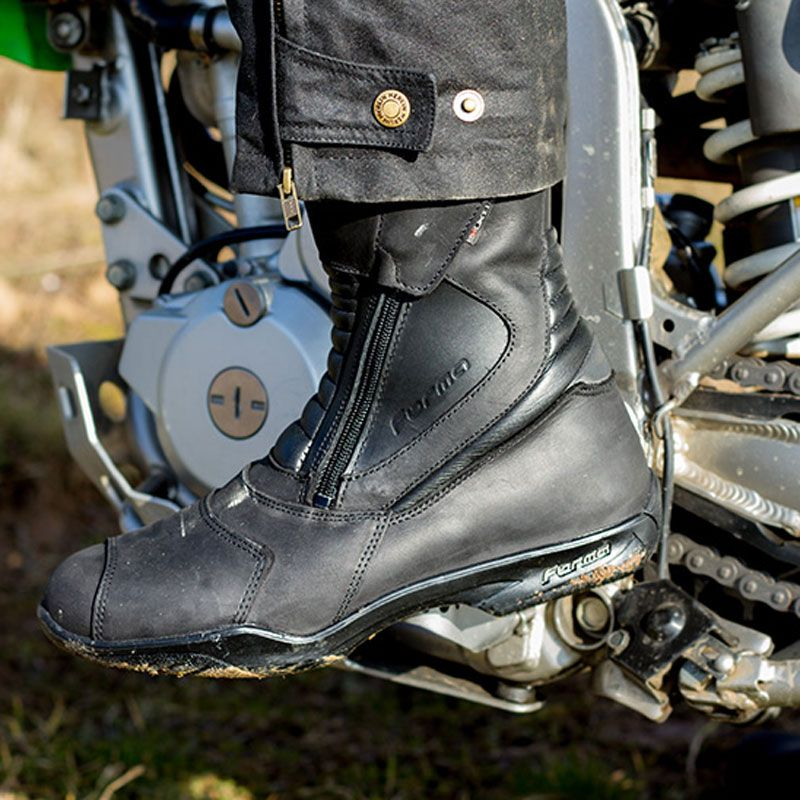 Forma Bottes Moto Adventure WP Homologu/ée CE 38 Noir