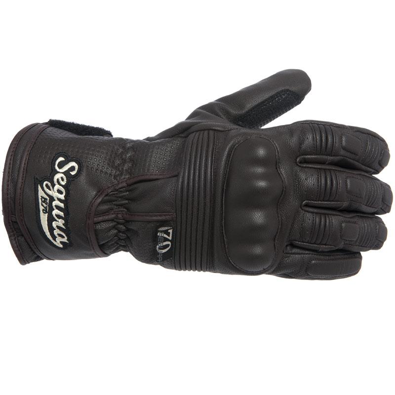 gants segura marshall marron gants moto. Black Bedroom Furniture Sets. Home Design Ideas