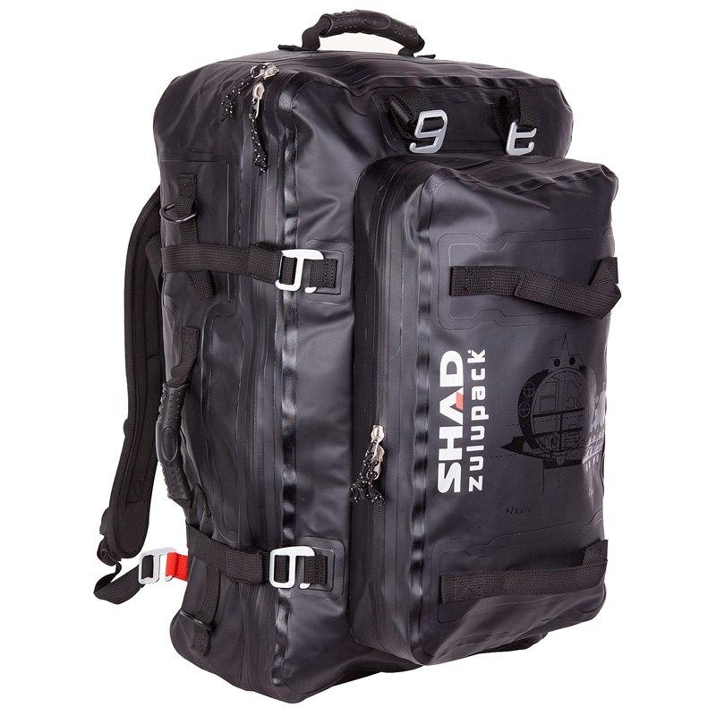 sacoche de selle shad zulupack sb55 bagagerie moto. Black Bedroom Furniture Sets. Home Design Ideas