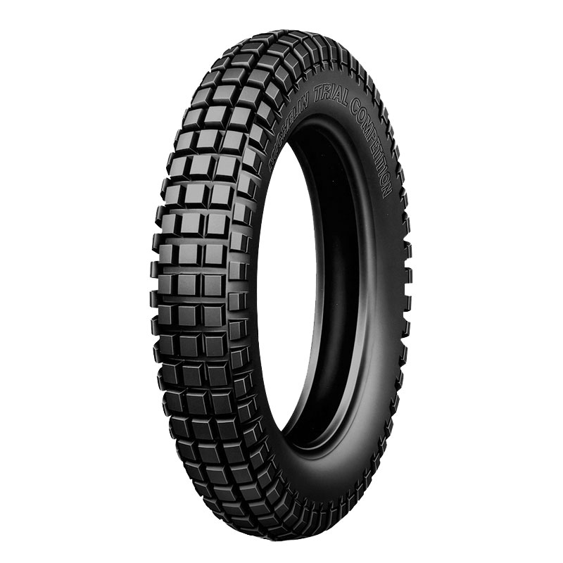 Pneumatique Michelin TRIAL COMPETITION X11 4.00 R 18 (64L) TL