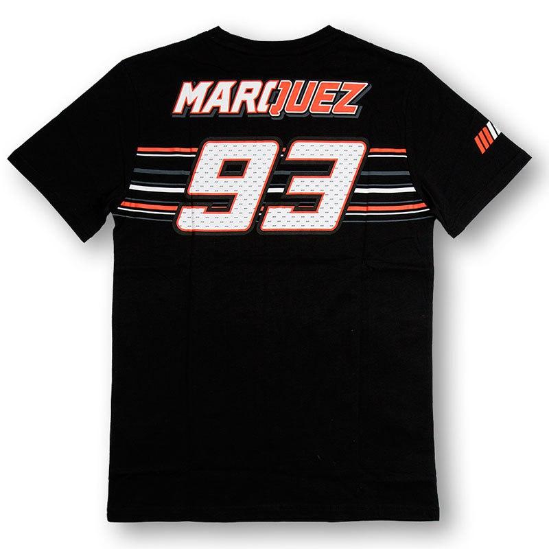 T-shirt Manches Courtes Marquez 93 Black 2