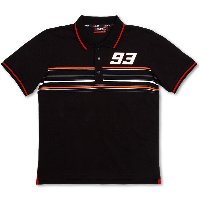 Polo Marquez 93 Black