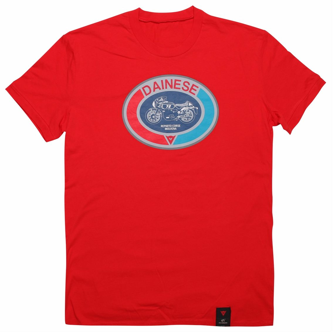 T-Shirt manches courtes Dainese MOTO 72
