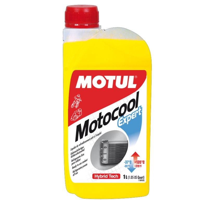 liquide de refroidissement motul motocool expert 1l outillage et entretien. Black Bedroom Furniture Sets. Home Design Ideas
