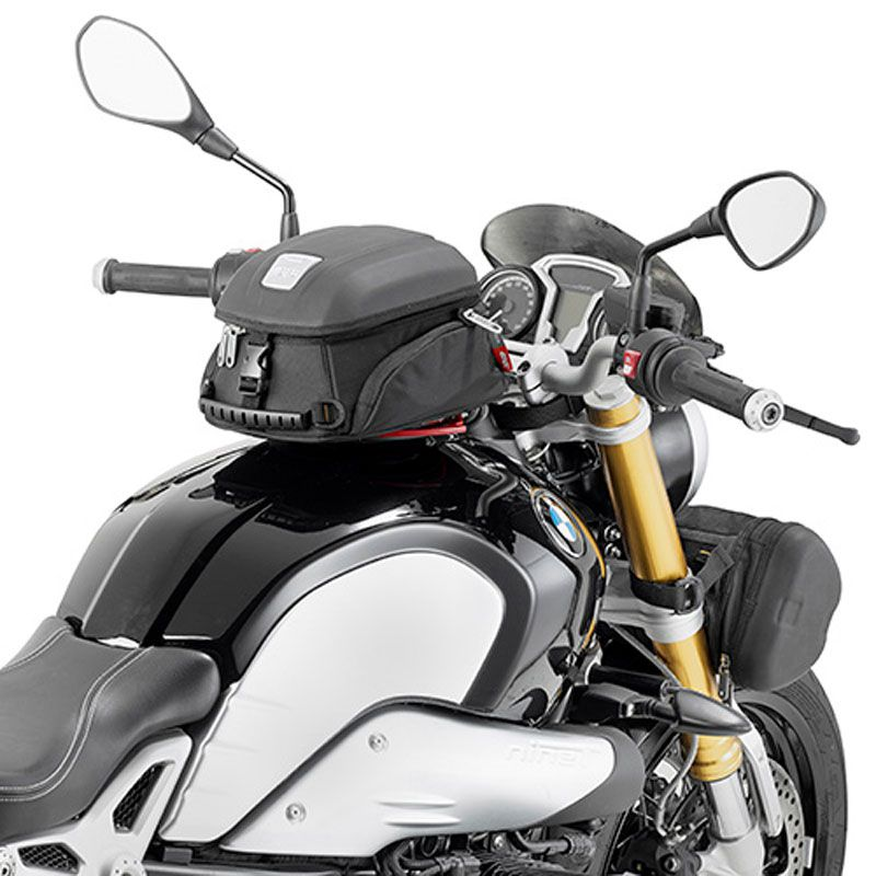 sacoche r servoir givi mt505 metro t 5 litres tanklock bagagerie moto. Black Bedroom Furniture Sets. Home Design Ideas