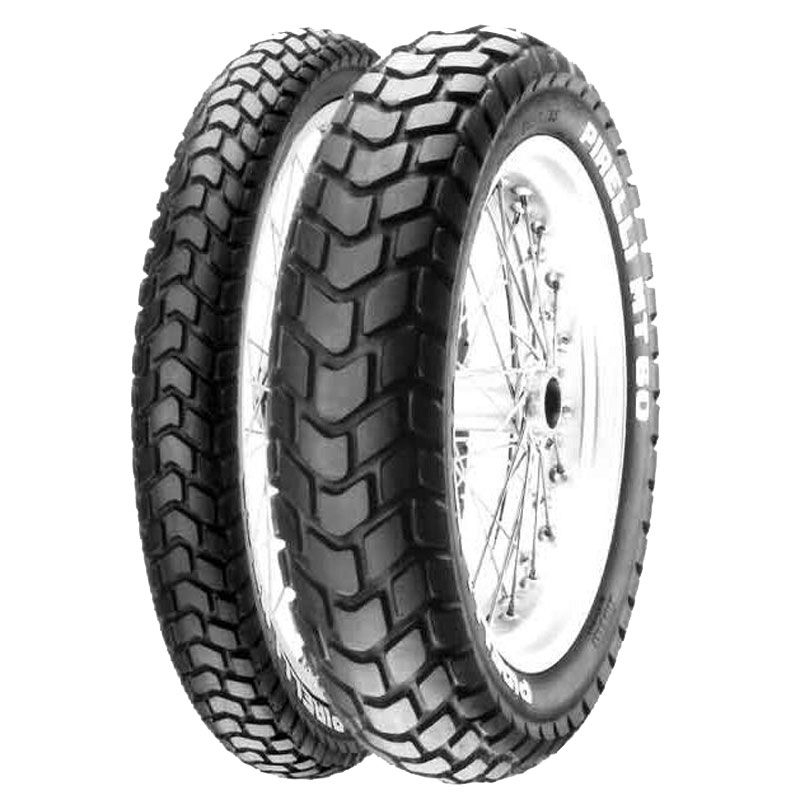 Pneumatique Pirelli MT60 RS CORSA 180/55 ZR 17 (73W) TL