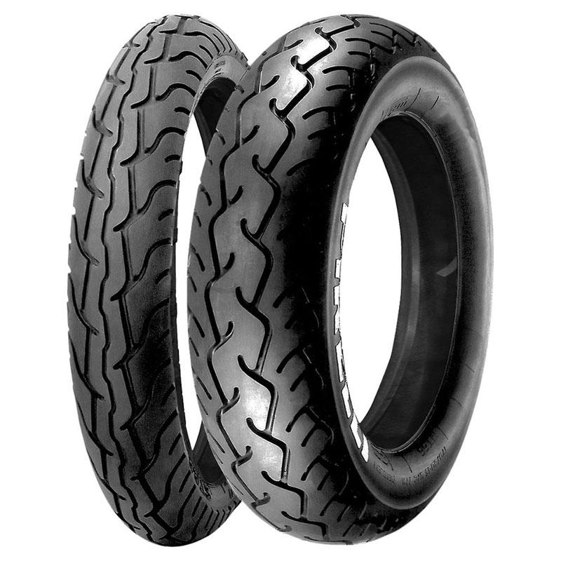 pneu moto flanc blanc 130 90 15. Black Bedroom Furniture Sets. Home Design Ideas