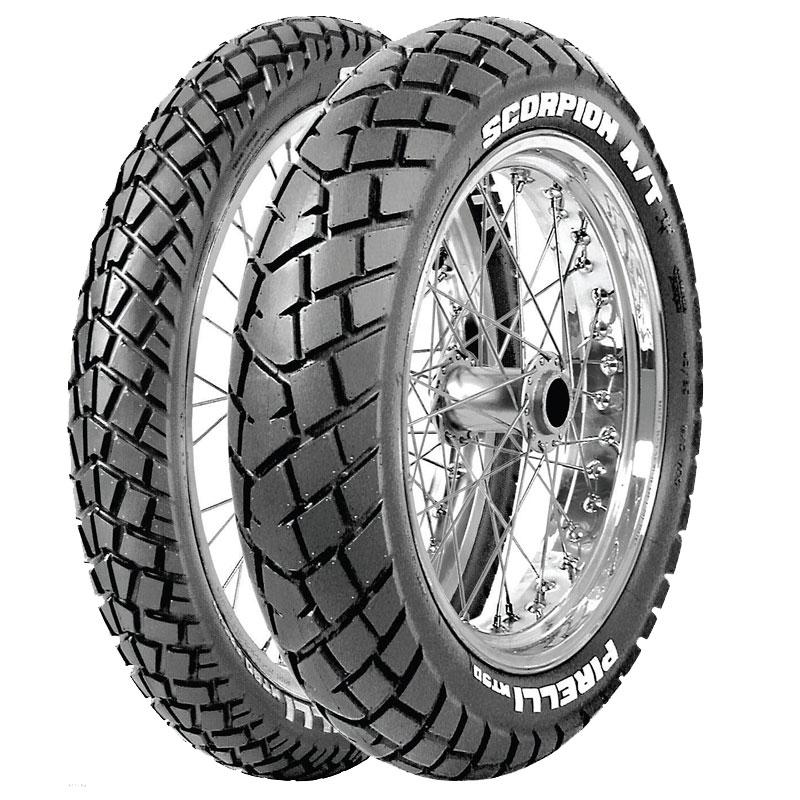 Pneu Pirelli Scorpion Mt90 A/t 90/90 - 19 (52p) Tt