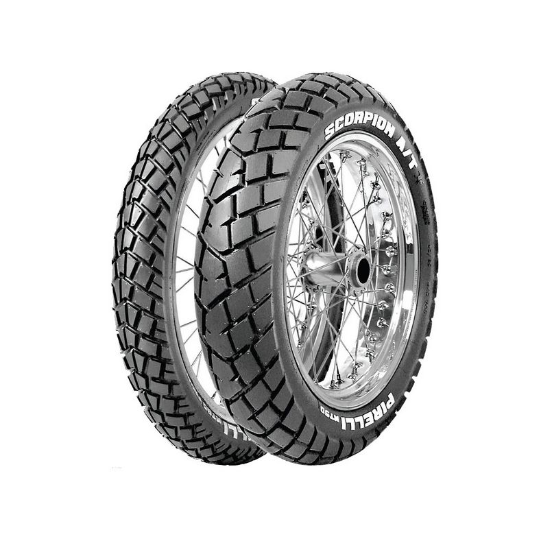 Pneumatique Pirelli SCORPION MT90 S/T 100/90 - 18 (56P) TL