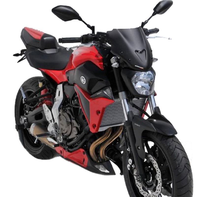 saute vent ermax 27 cm habillage moto. Black Bedroom Furniture Sets. Home Design Ideas