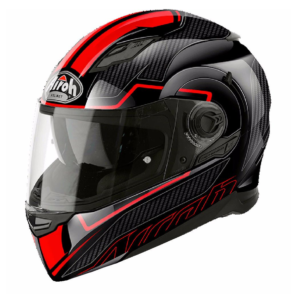 Casque Airoh MOVEMENT S - FASTER RED