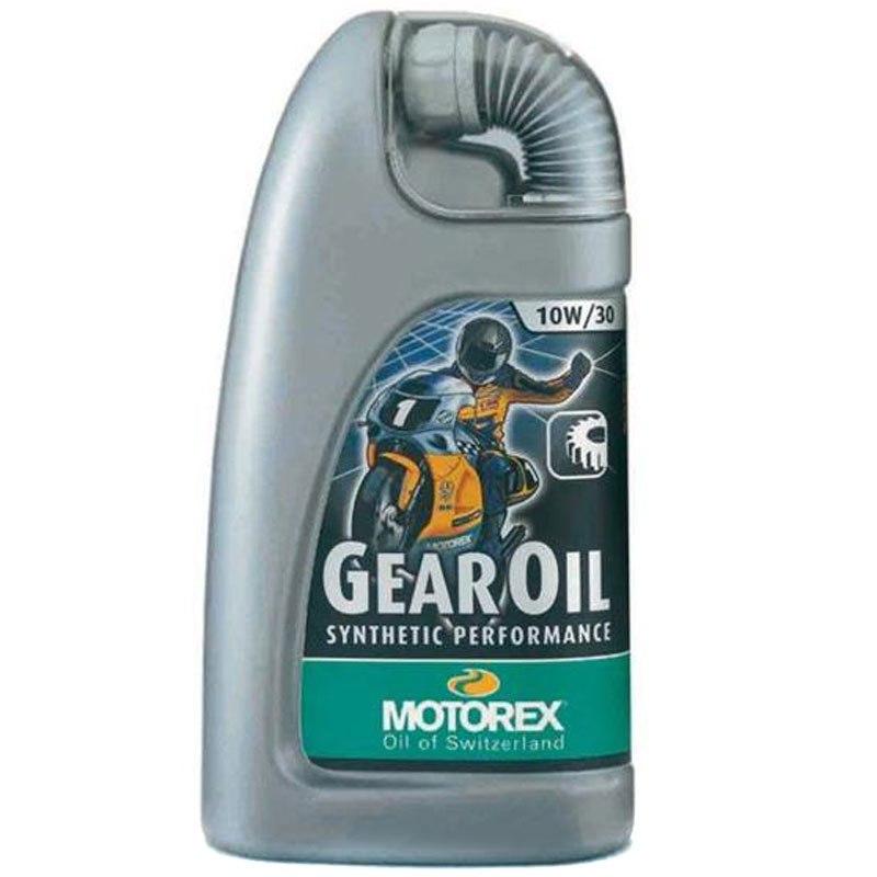 Huile Moteur Motorex Gear Oil 2t 10w30 1l