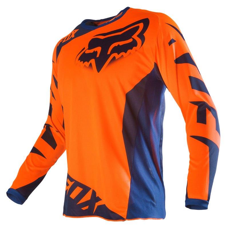 Race Orangeblue Fox Maillot 180 Cross Jersey XiZuOkP