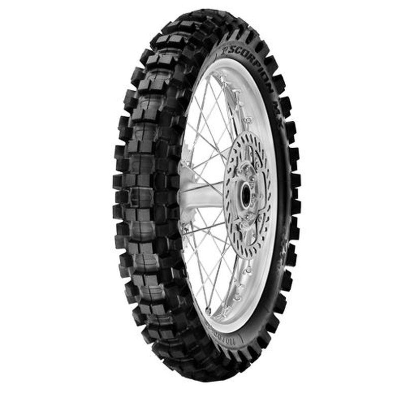 Pneu Pirelli Scorpion Mx 32 Mid Soft 110/85-19 Tt Nhs
