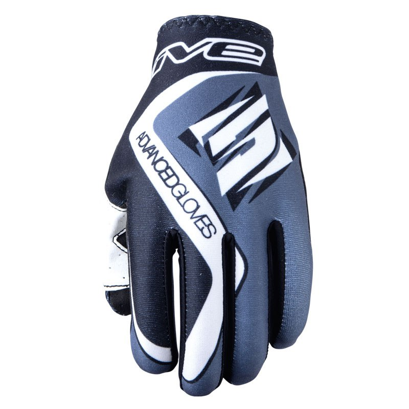 Gants Cross Five Mx Practice Grey