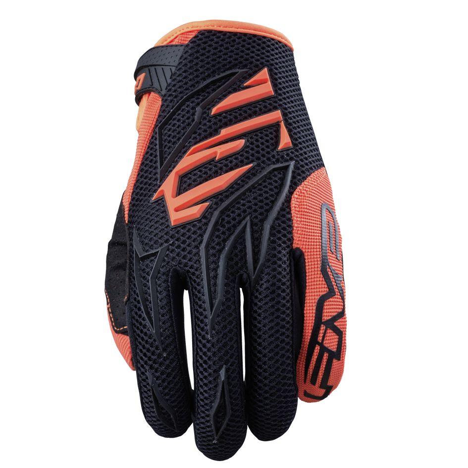 gants cross five mxf3 enfant black fluo orange gants moto. Black Bedroom Furniture Sets. Home Design Ideas