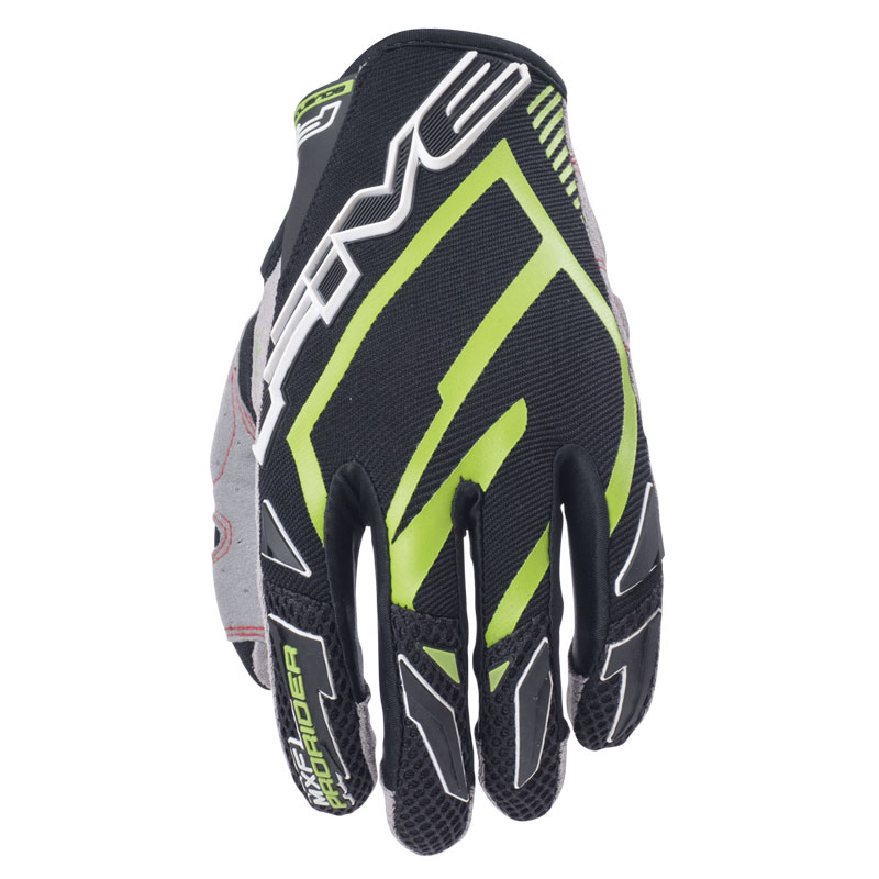 Gants Cross Five Mxf Prorider Green