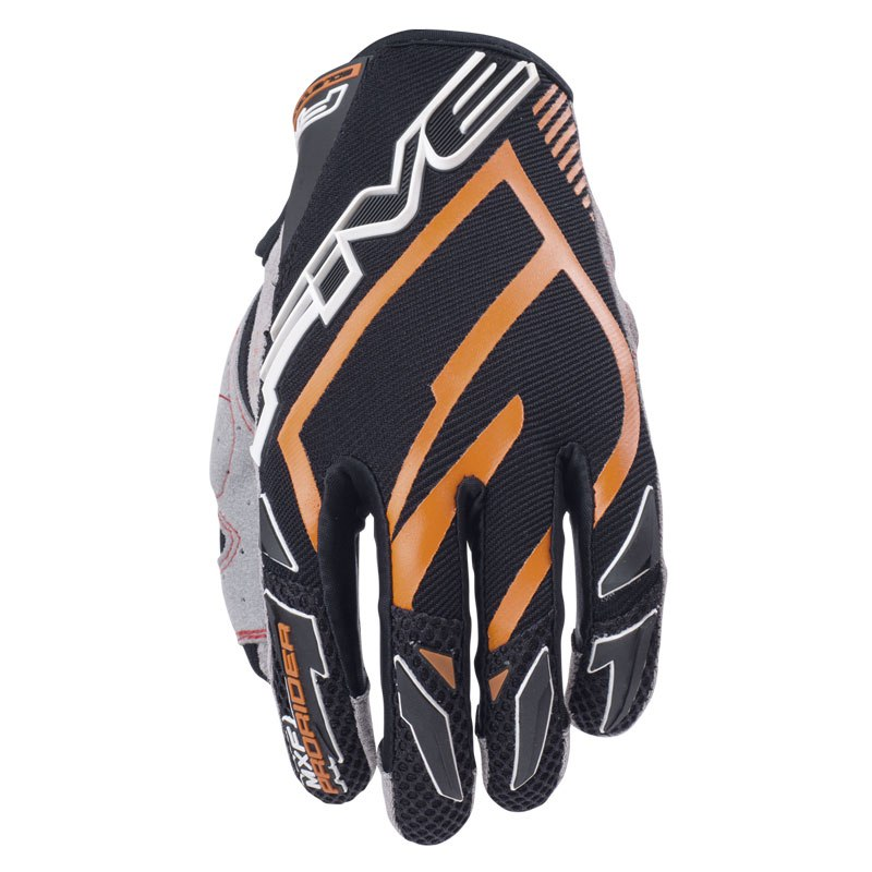 Gants Cross Five Mxf Prorider Orange