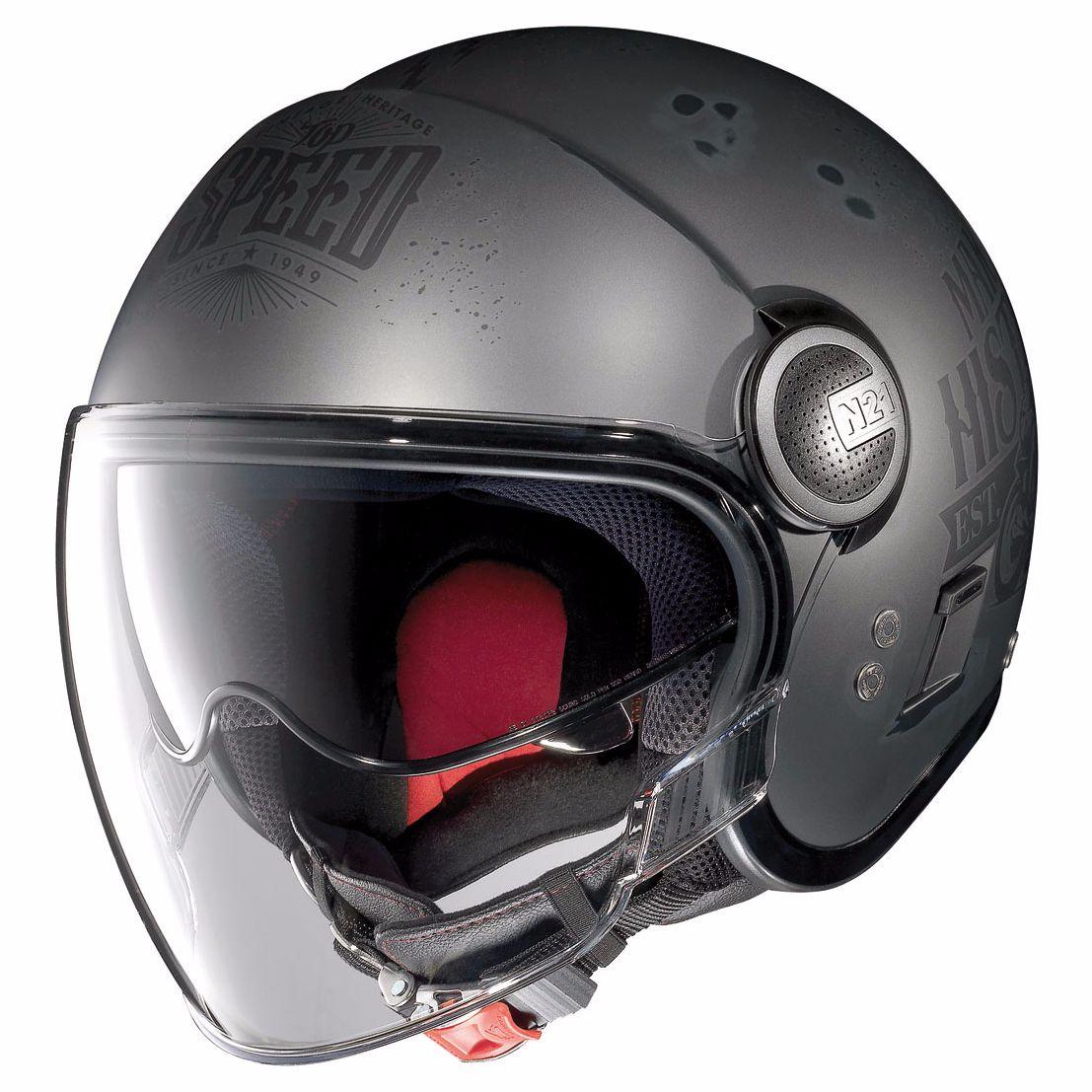 casque nolan n21 visor moto gp legends casque jet. Black Bedroom Furniture Sets. Home Design Ideas