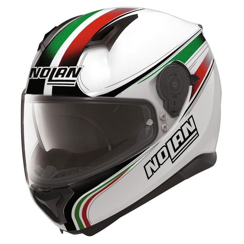 Casque Nolan N87 - Italy N-com