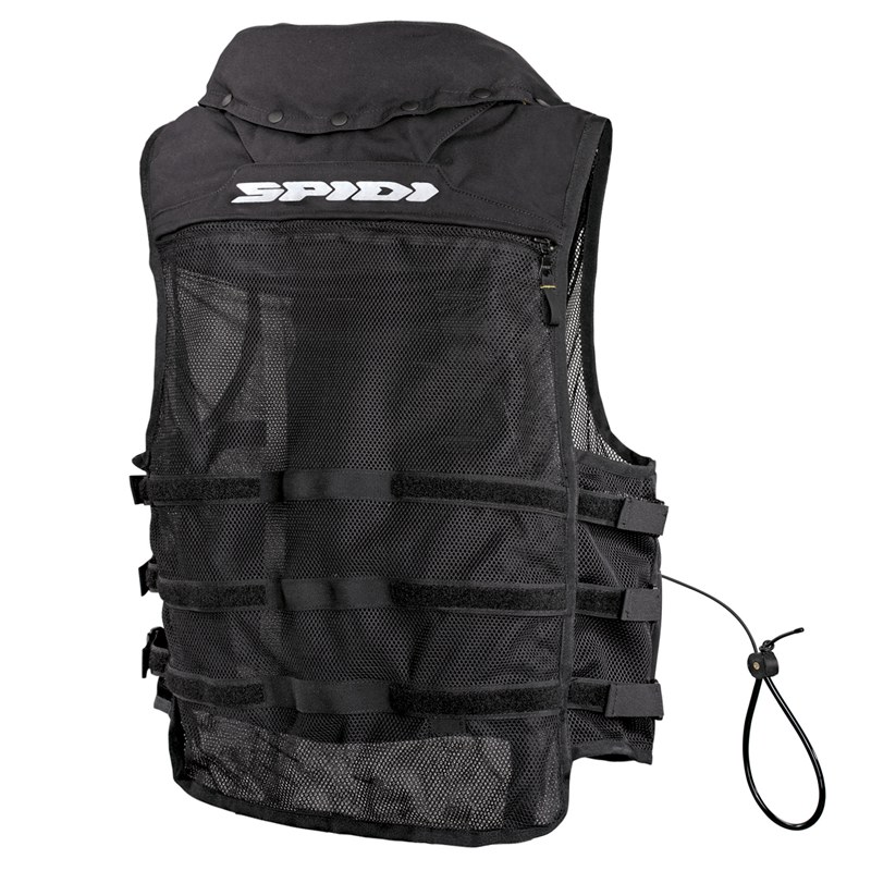 gilet airbag spidi neck dps vest blouson et veste. Black Bedroom Furniture Sets. Home Design Ideas
