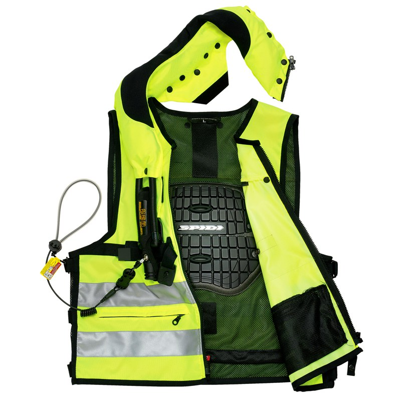 Gilet Airbag Spidi Neck Dps Vest