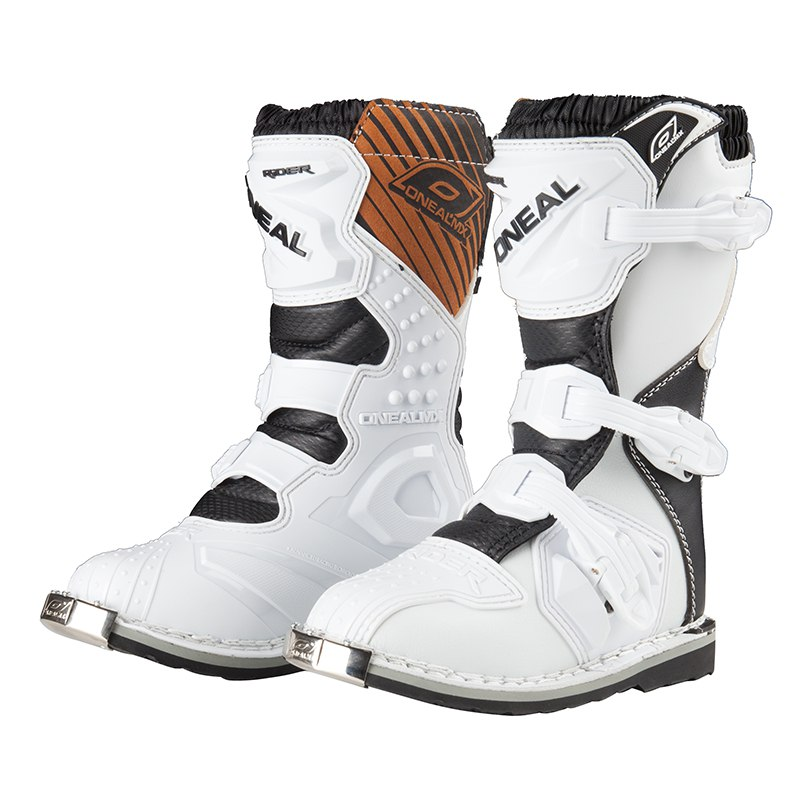 Bottes cross O'Neal RIDER YOUTH - WHITE